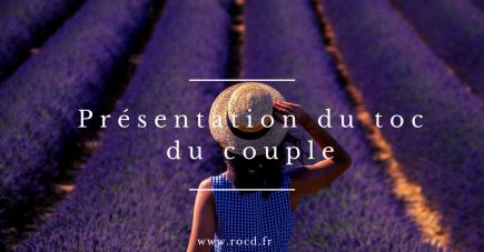 Presentation toc du couple